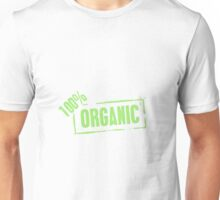 100 % Organic Unisex T-Shirt