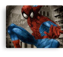 Amazing Spider-Man Canvas Print