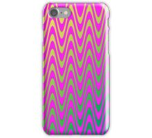 Pink in Waves iPhone Case/Skin