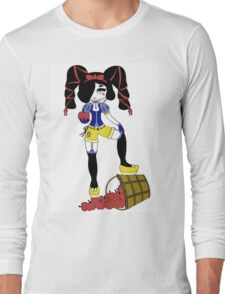 Snow Bad by Lolita Tequila Long Sleeve T-Shirt