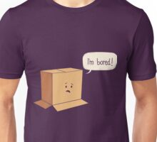 Card-Bored Unisex T-Shirt