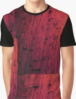 Fire Wood Graphic T-Shirt