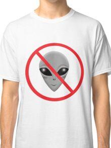 ALIEN GREY Classic T-Shirt