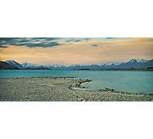 Tekapo Sunset Photographic Print