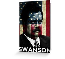 America Swanson - 4th of July Greeting Card