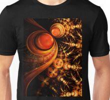Royal - Abstract Fractal Artwork Unisex T-Shirt
