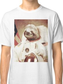 Astro Sloth Classic T-Shirt