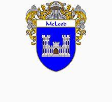 McLeod Coat of Arms/Family Crest Unisex T-Shirt