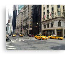 New York City, New York Photograph Canvas Print