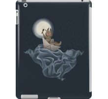 And an ocean tumbled by iPad Case/Skin