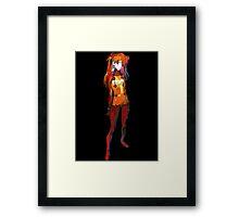 Neon Genesis Evangelion - Asuka Langley Soryu Framed Print