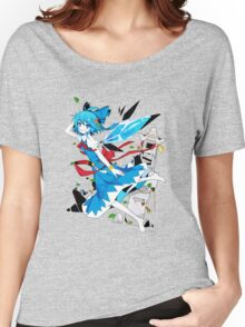 Touhou - Cirno Women's Relaxed Fit T-Shirt