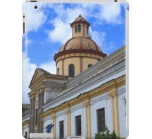 Facade of a Church iPad Case/Skin