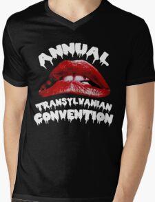 Rocky Horror | Annual Transylvanian Convention Mens V-Neck T-Shirt