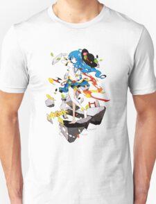 Touhou - Tenshi Hinanai Unisex T-Shirt