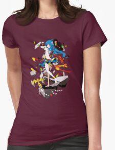 Touhou - Tenshi Hinanai Womens Fitted T-Shirt