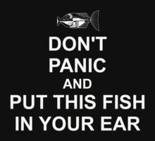 Don't Panic by Towerjunkie