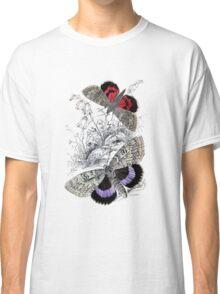 Vintage Butterfy Art Classic T-Shirt