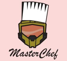 Halo Masterchef Delicious Meals One Piece - Short Sleeve