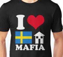 I Love Swedish House Mafia Unisex T-Shirt