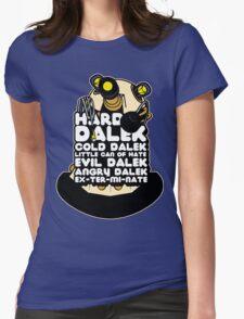 Hard Dalek Cold Dalek New Design T-Shirt