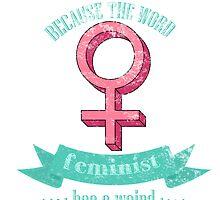 I need feminism by VianneAnouk