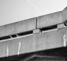 Concrete sky  Sticker