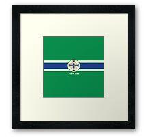 Northern Ireland National Football Team - Norn Iron Framed Print