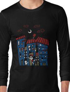 Paris, Paris by Lolita Tequila Long Sleeve T-Shirt