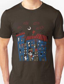 Paris, Paris by Lolita Tequila Unisex T-Shirt