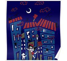 Paris, Paris by Lolita Tequila Poster