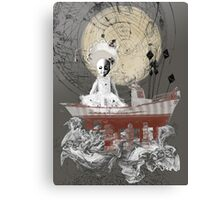 Judy Ship to Shore Canvas Print