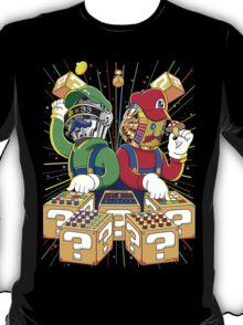 Super Punk Bros T-Shirt