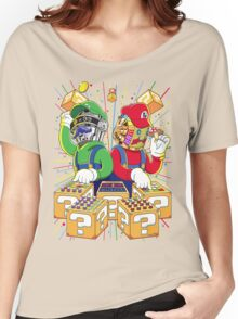Super Punk Bros Women's Relaxed Fit T-Shirt