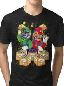 Super Punk Bros Tri-blend T-Shirt