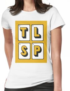 TLSP Womens Fitted T-Shirt