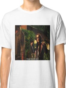 Rumplestiltskin All Magic Comes With A Price Classic T-Shirt