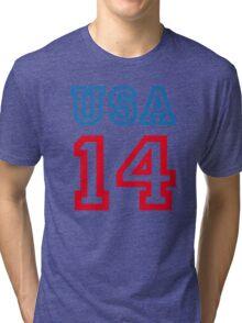 USA 2014 Tri-blend T-Shirt