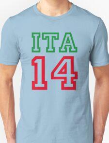 ITALY 2014 Unisex T-Shirt