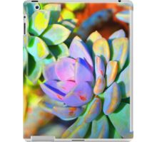 Succulent Color - Botanical Art By Sharon Cummings iPad Case/Skin
