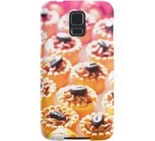Pink Bakery Texture Samsung Galaxy Case/Skin