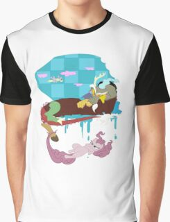 Discord - Chaos and Laughter Graphic T-Shirt