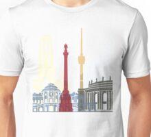 Stuttgart skyline poster Unisex T-Shirt