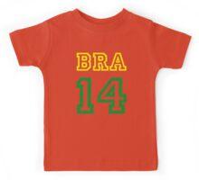 BRAZIL 2014 Kids Tee