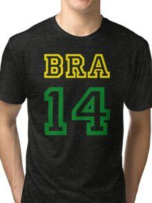 BRAZIL 2014 Tri-blend T-Shirt
