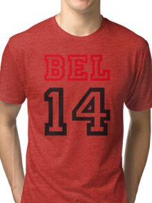 BELGIUM 2014 Tri-blend T-Shirt