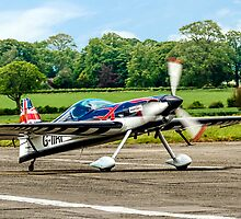 Gerald Cooper's XtremeAir Sbach 300 G-IIRI by Colin Smedley
