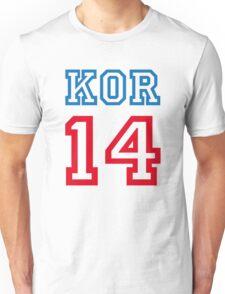 SOUTH KOREA 2014 Unisex T-Shirt
