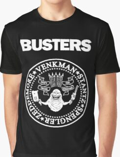 Busters Graphic T-Shirt