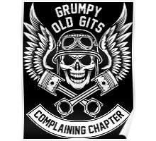 Grumpy Old Gits Complaining Chapter Poster